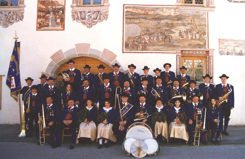 Musikkapelle Ladis 1997