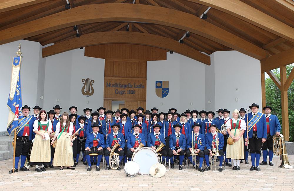 Musikkapelle Ladis 2010