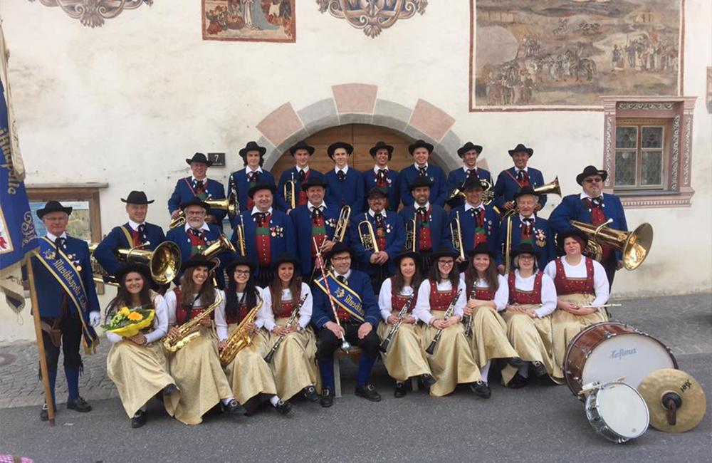 Musikkapelle Ladis 2016
