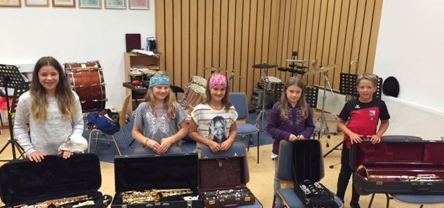 Neue Musikschüler ab Herbst 2016
