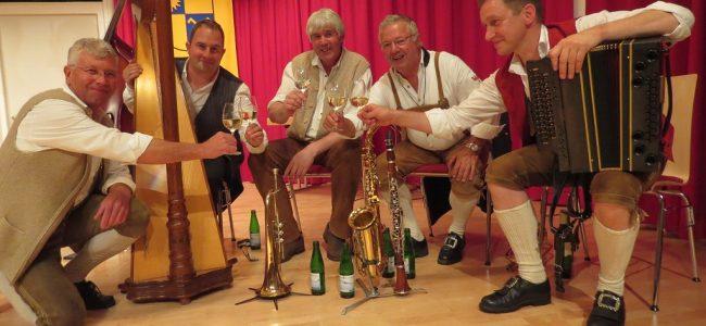 Herbstliches Musikantentreffen in Ladis