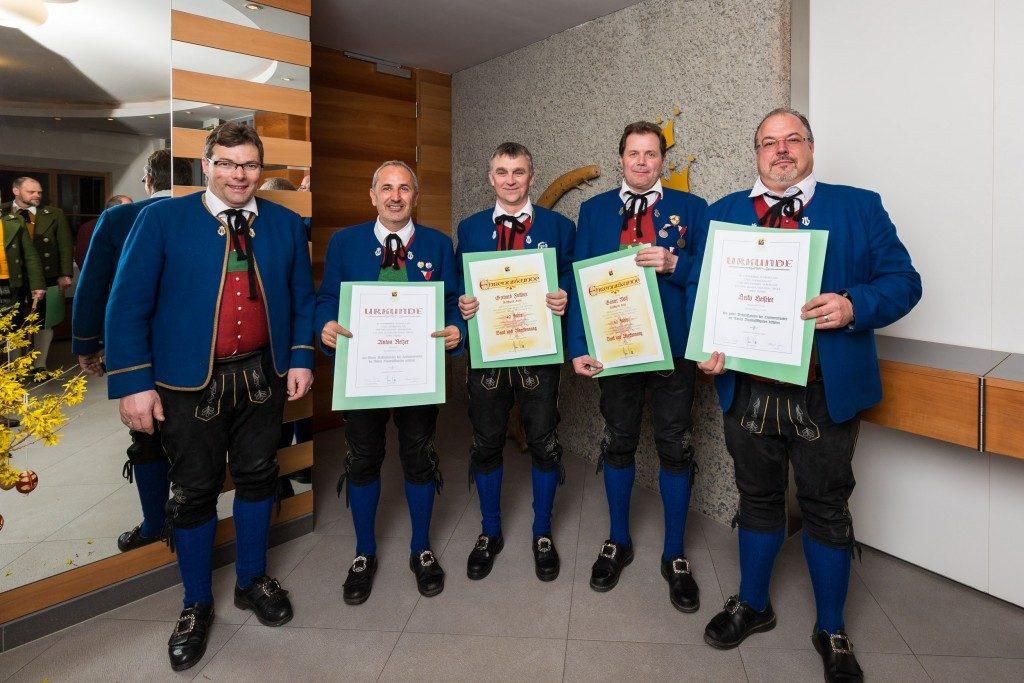 Ehrentag des Blasmusikverbandes Landeck