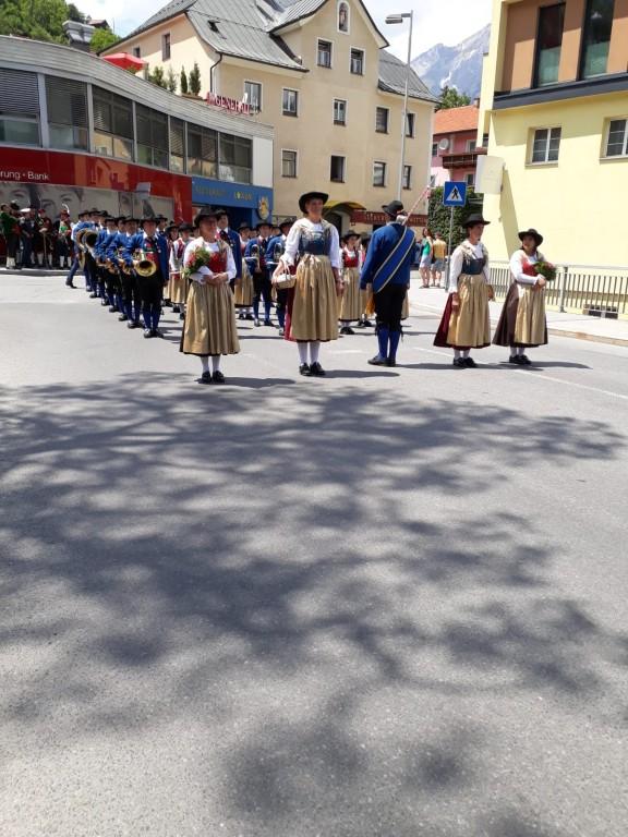 Zeltfest in Serfaus