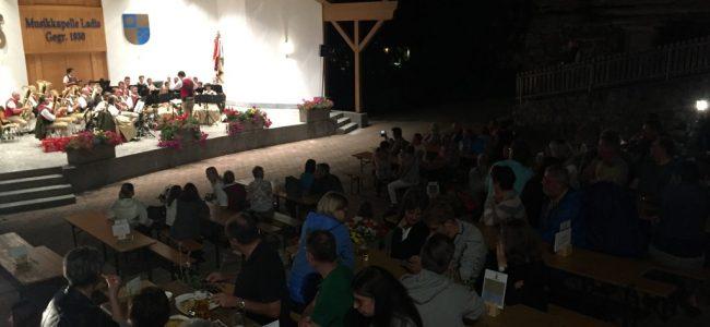 Gastkonzert der Musikkapelle Tösens (Letztes Sommerkonzert)