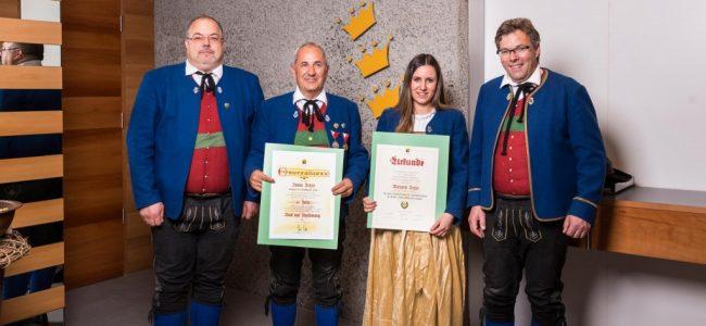 Ehrentag des Musikbezirkes Landeck
