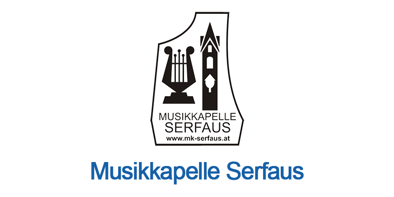 Website der Musikkapelle Serfaus