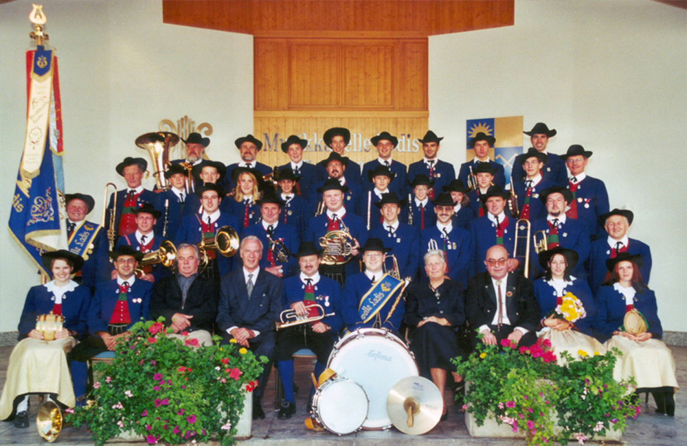Musikkapelle Ladis 2000