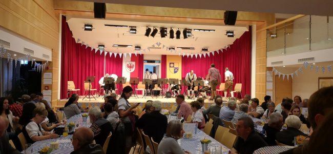 Herbstfest zum Jubiläum 90 Jahre Musikkapelle Ladis