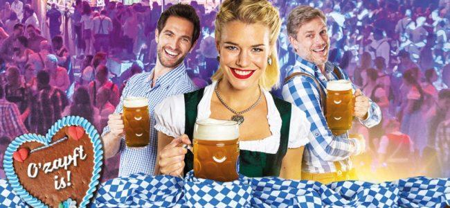 Oktoberfest am 28. September