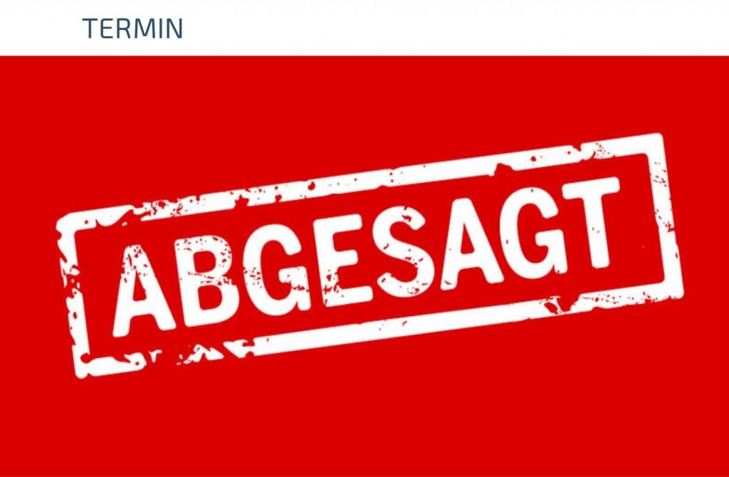 ABGESAGT - Jubiläumsfest