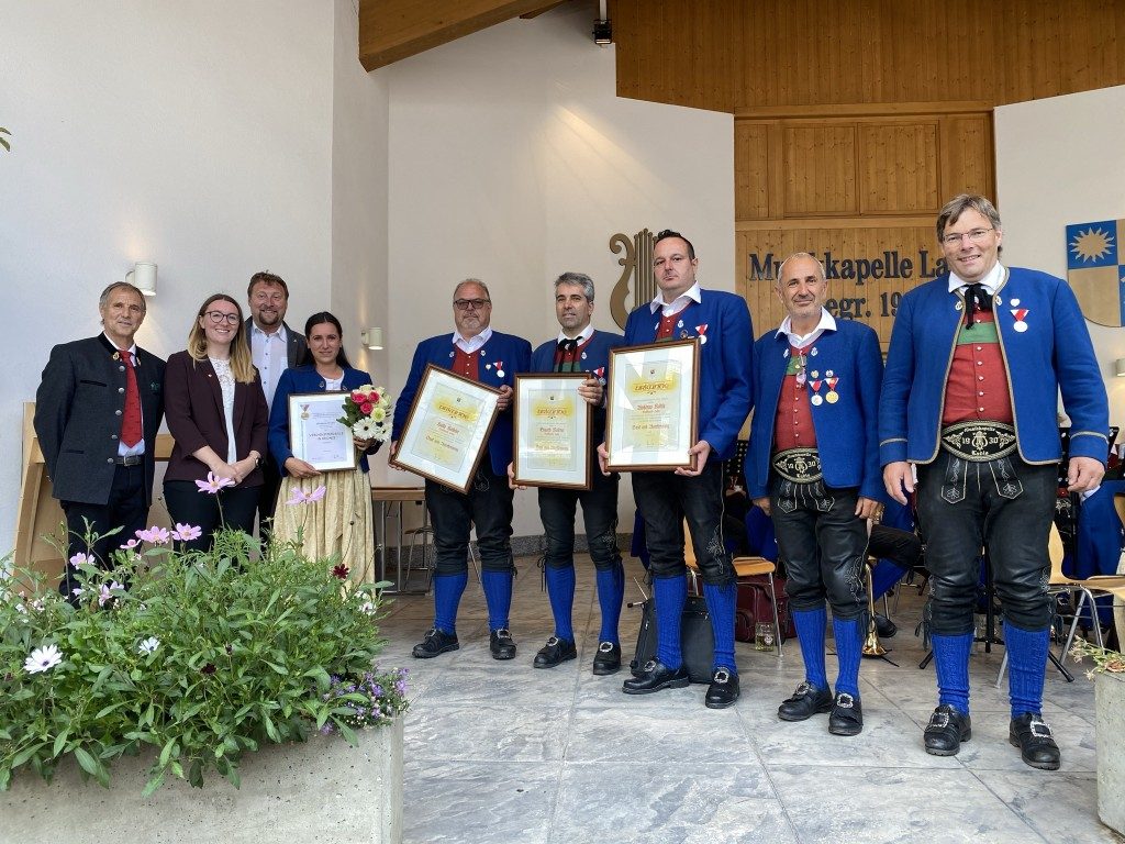 Kirchtag 2021 in Ladis