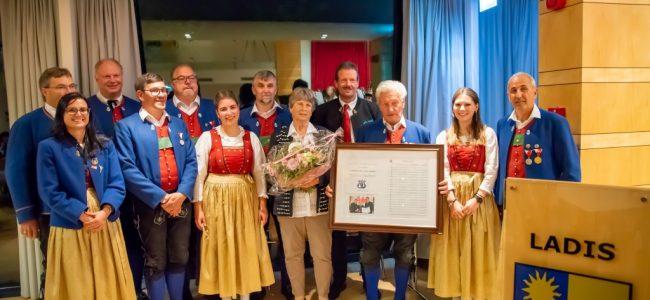 91 Jahre Musikkapelle Ladis – 71 Jahre Karl Heiseler